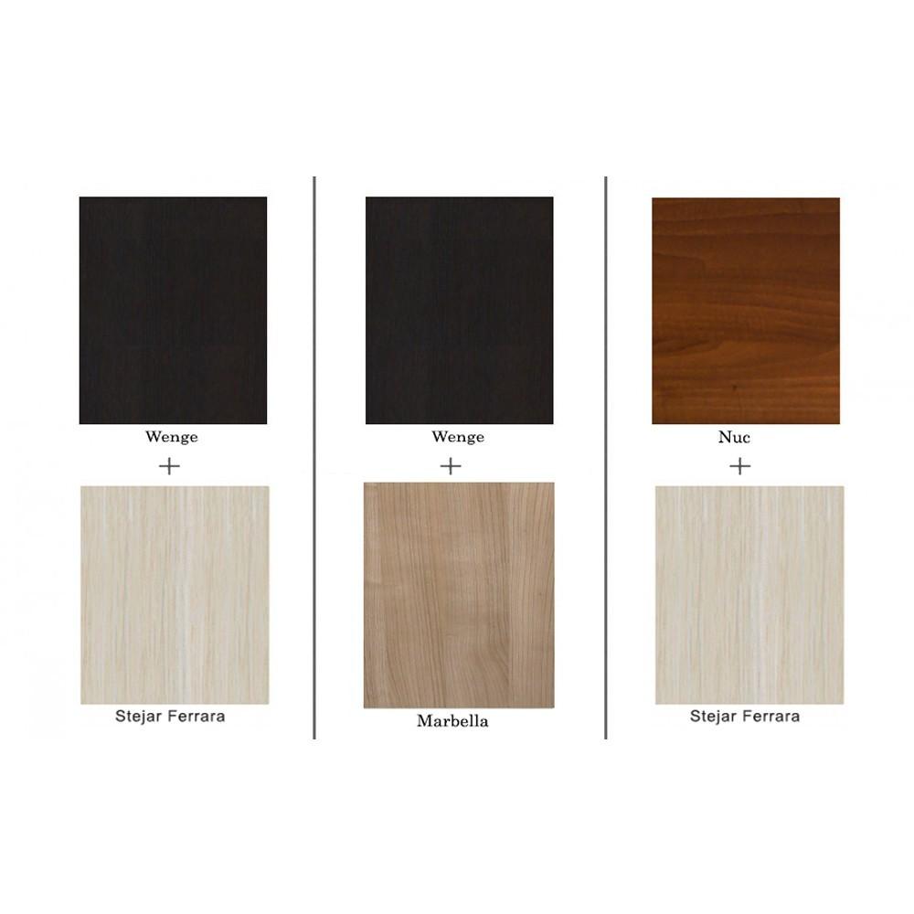 saltea ulise standard spring comfort 140x200 plus husa hipoalergenica