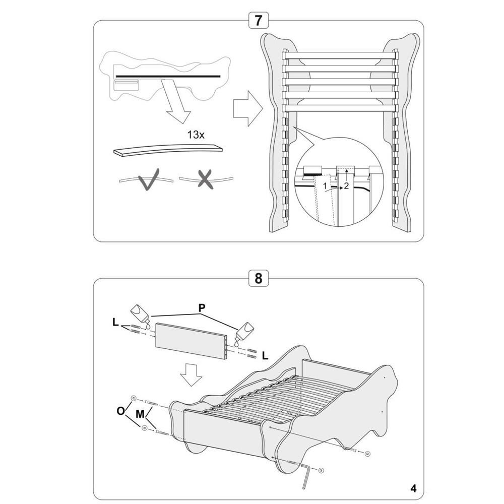 Scaun living HM K201 verde Verde