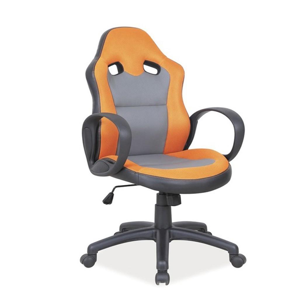 scaun gaming hm ringo negru - bej bej