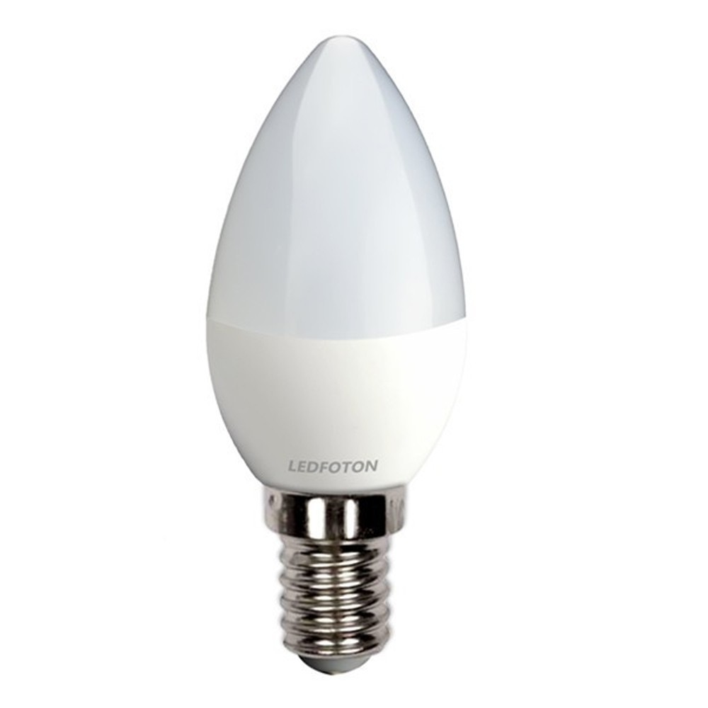 Bec Cu Led 4w E14 Lumina Calda Lf 3042