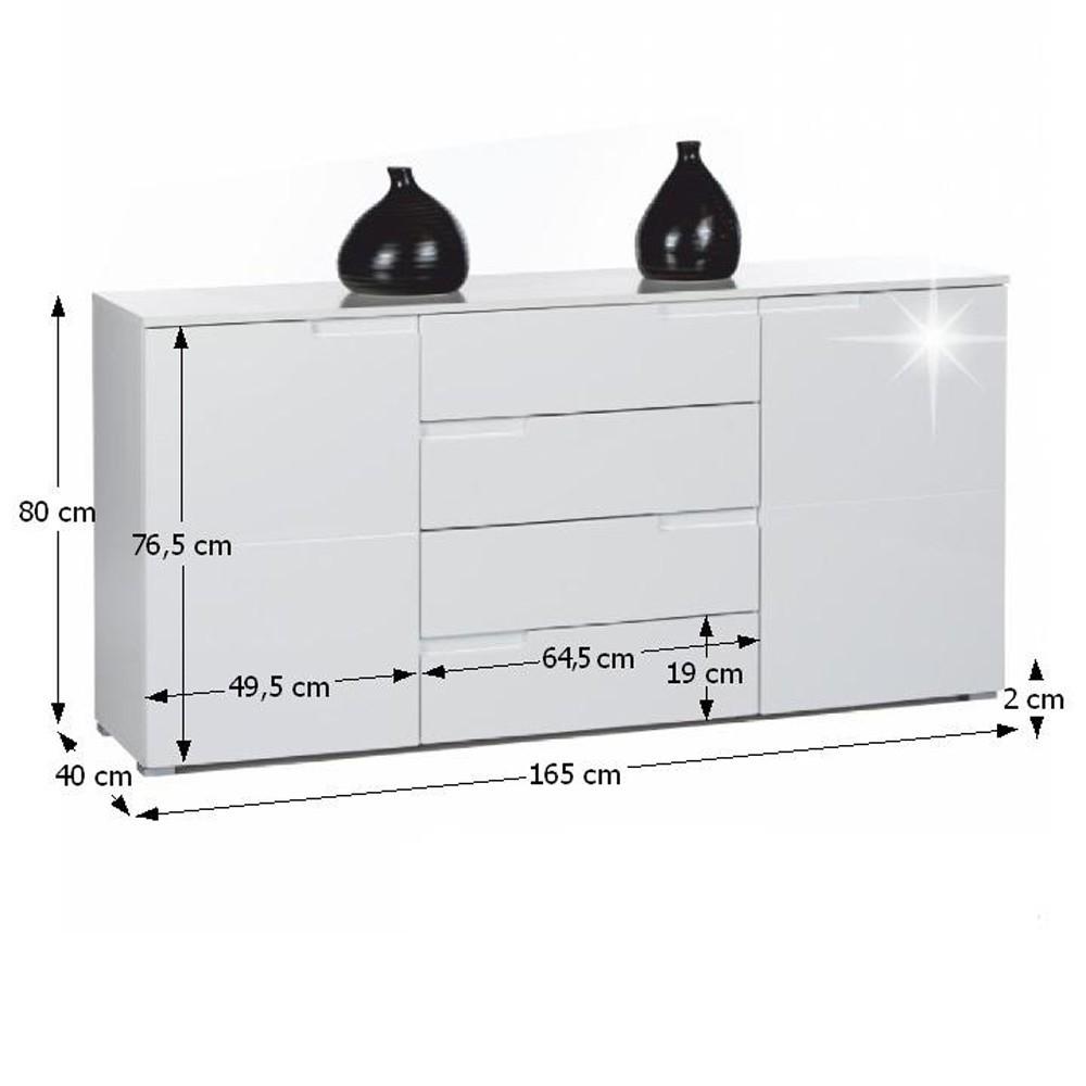 Oglinda cu suport lemn alb HM LS1