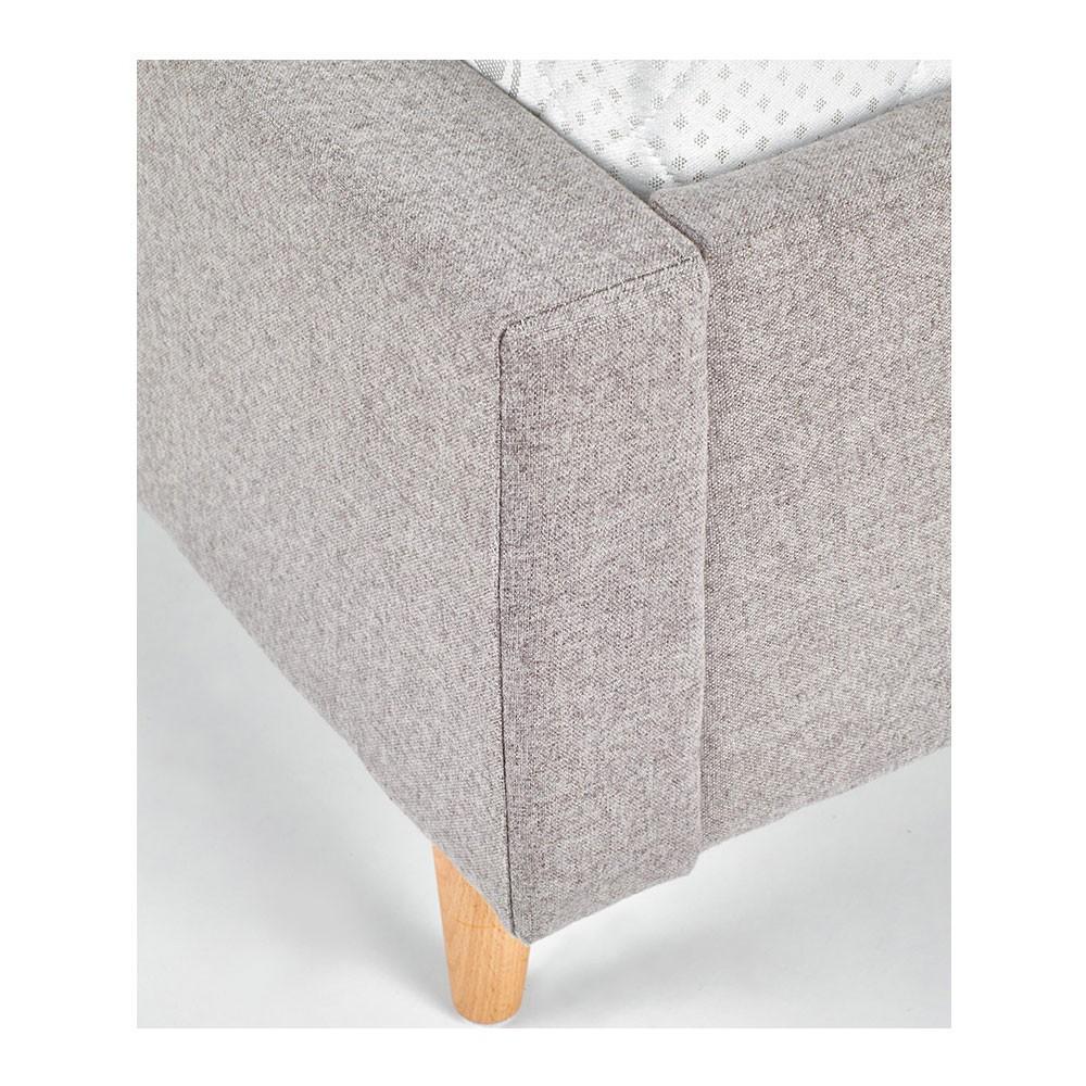 set saltea mercur comfort flex plus 180x200 plus 2 perne microfibra 50x70