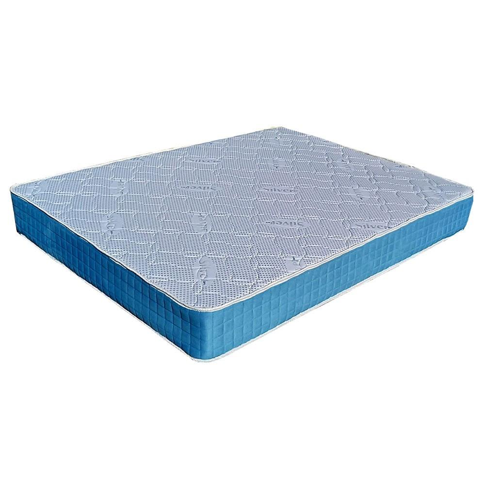 saltea ulise standard spring comfort 160x200 plus 2 perne microfibra 50x70