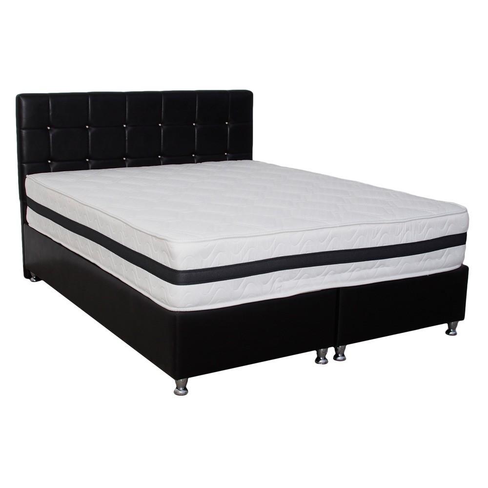 Set Saltea Hydra Comfort Flex 140x200 Plus 2 Perne