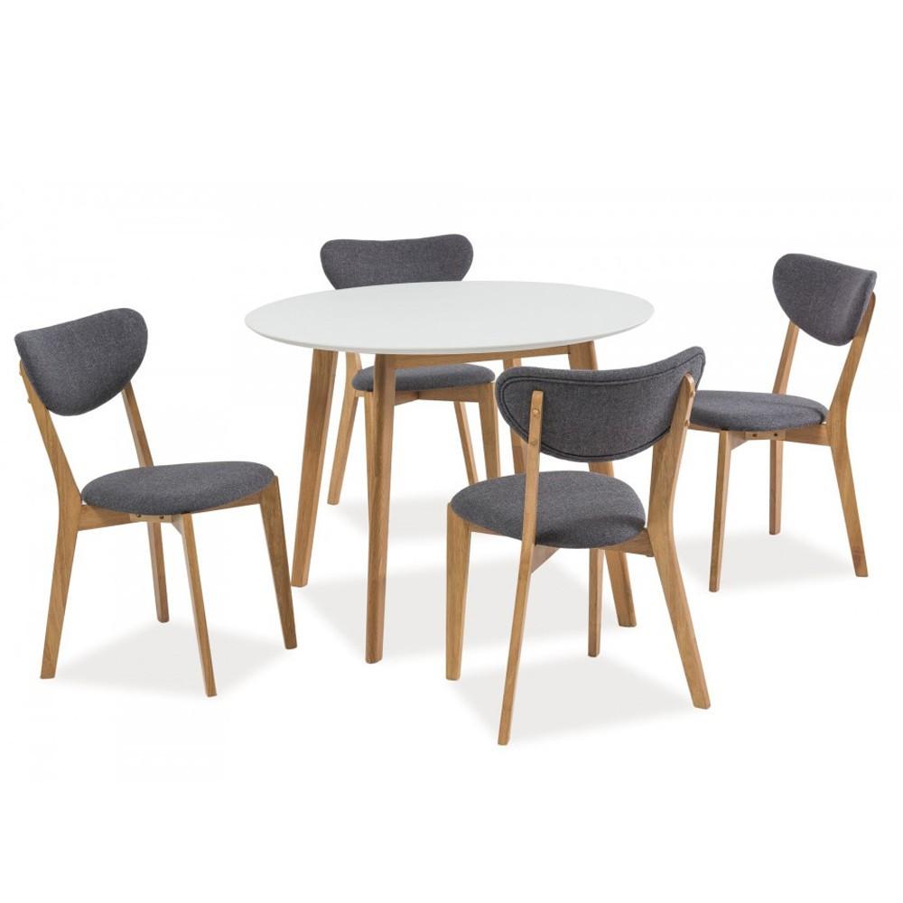 scaun directorial gn65 negru negru