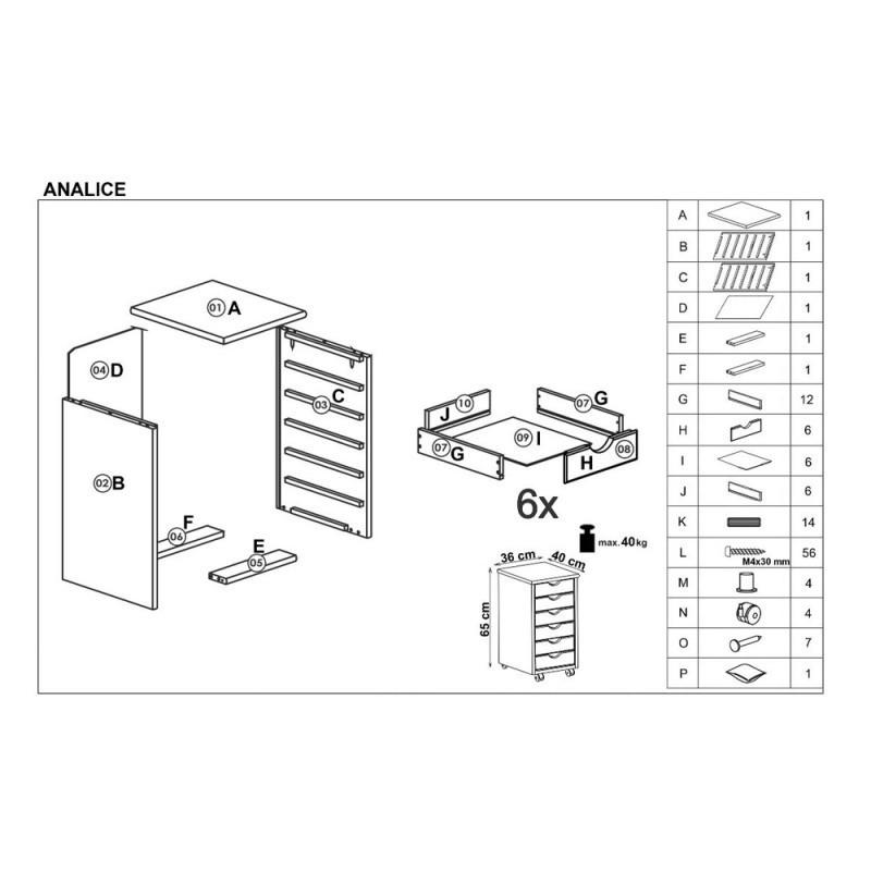 scaun directorial gn65 portocaliu portocaliu