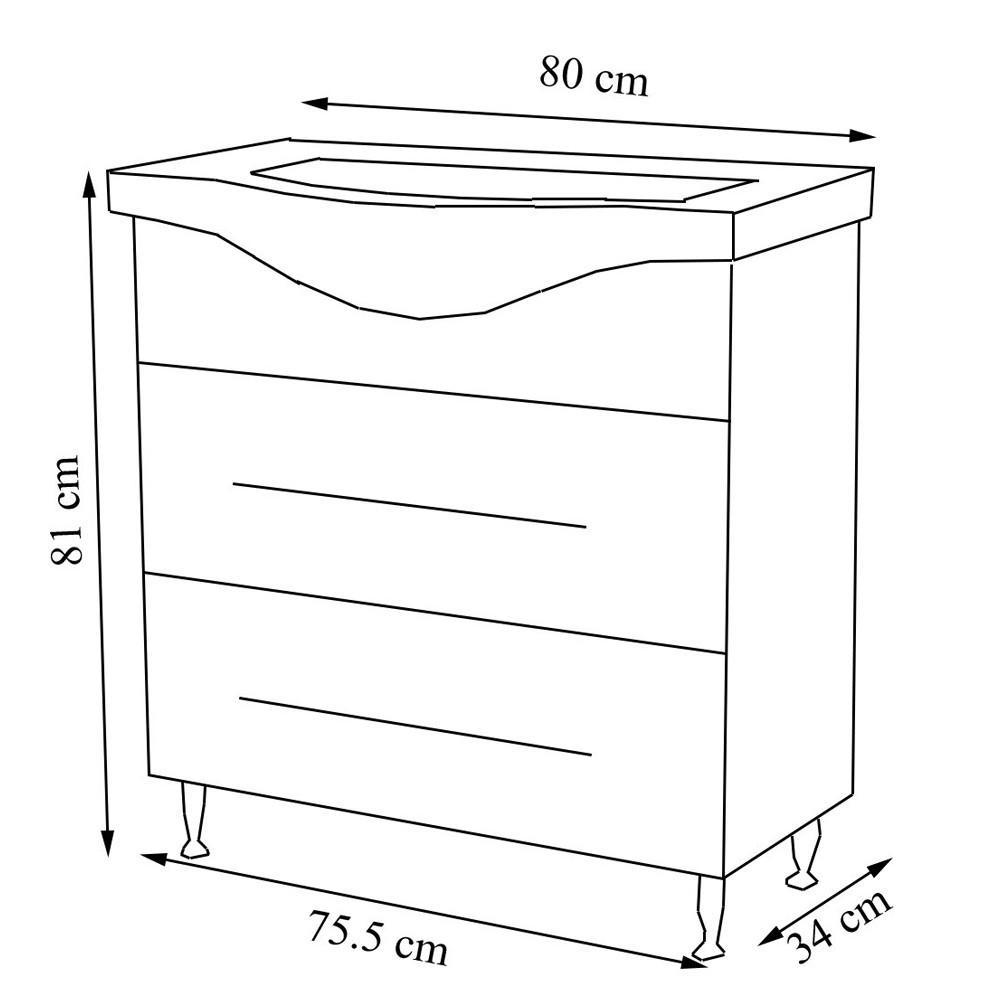 scaun birou fara brate class albastru