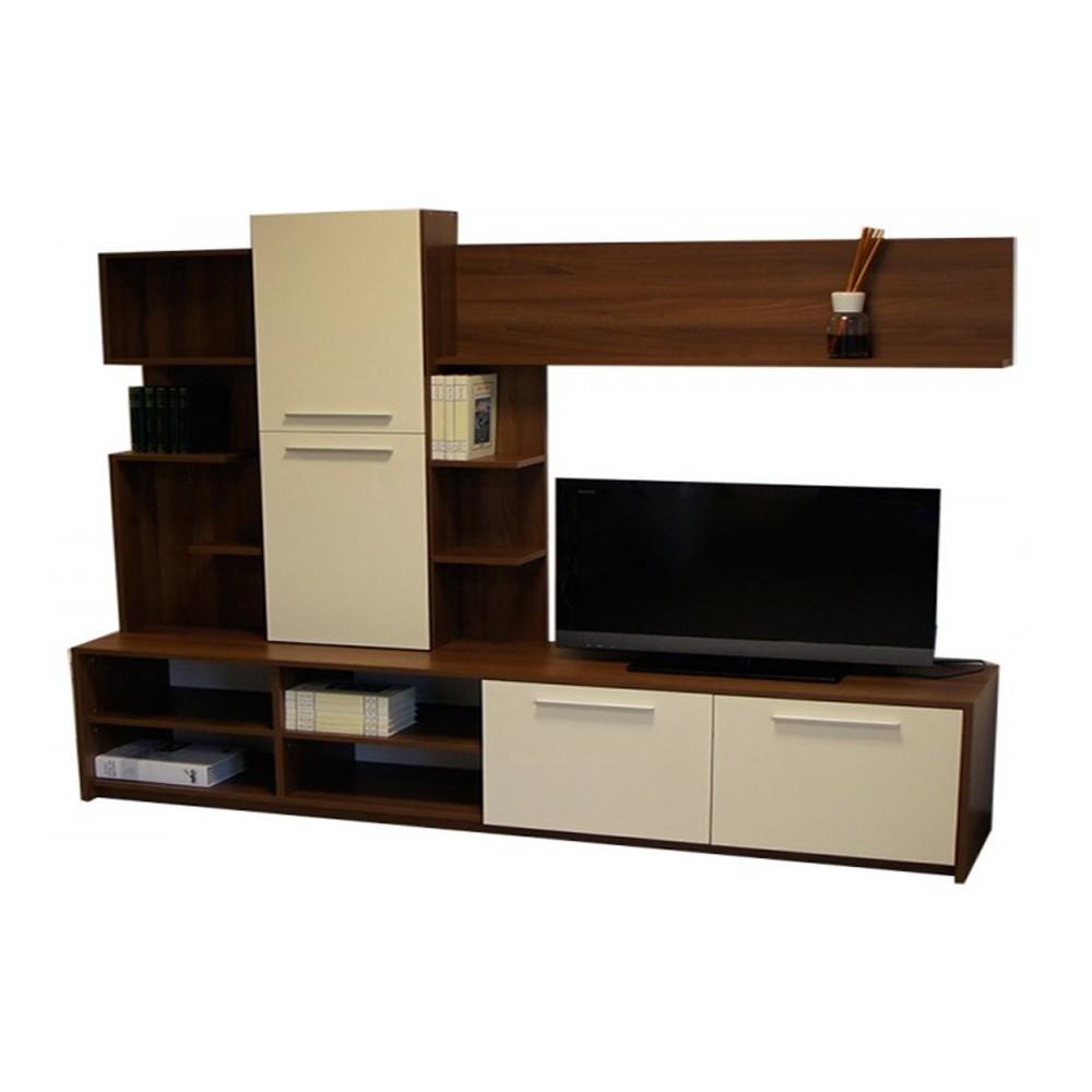 scaun living hm k206 alb alb