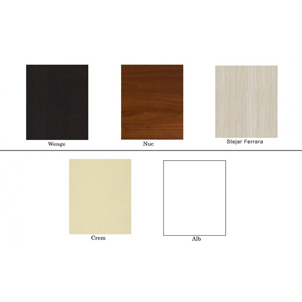 scaun living hm k190 negru negru