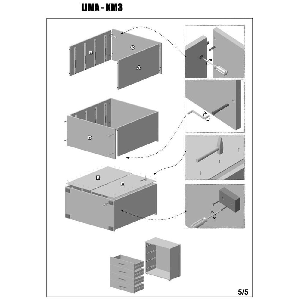 scaun directorial hm hornet galben galben