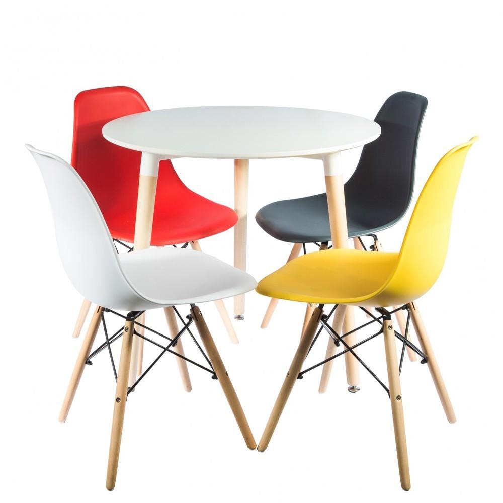scaun living sl enzo negru negru