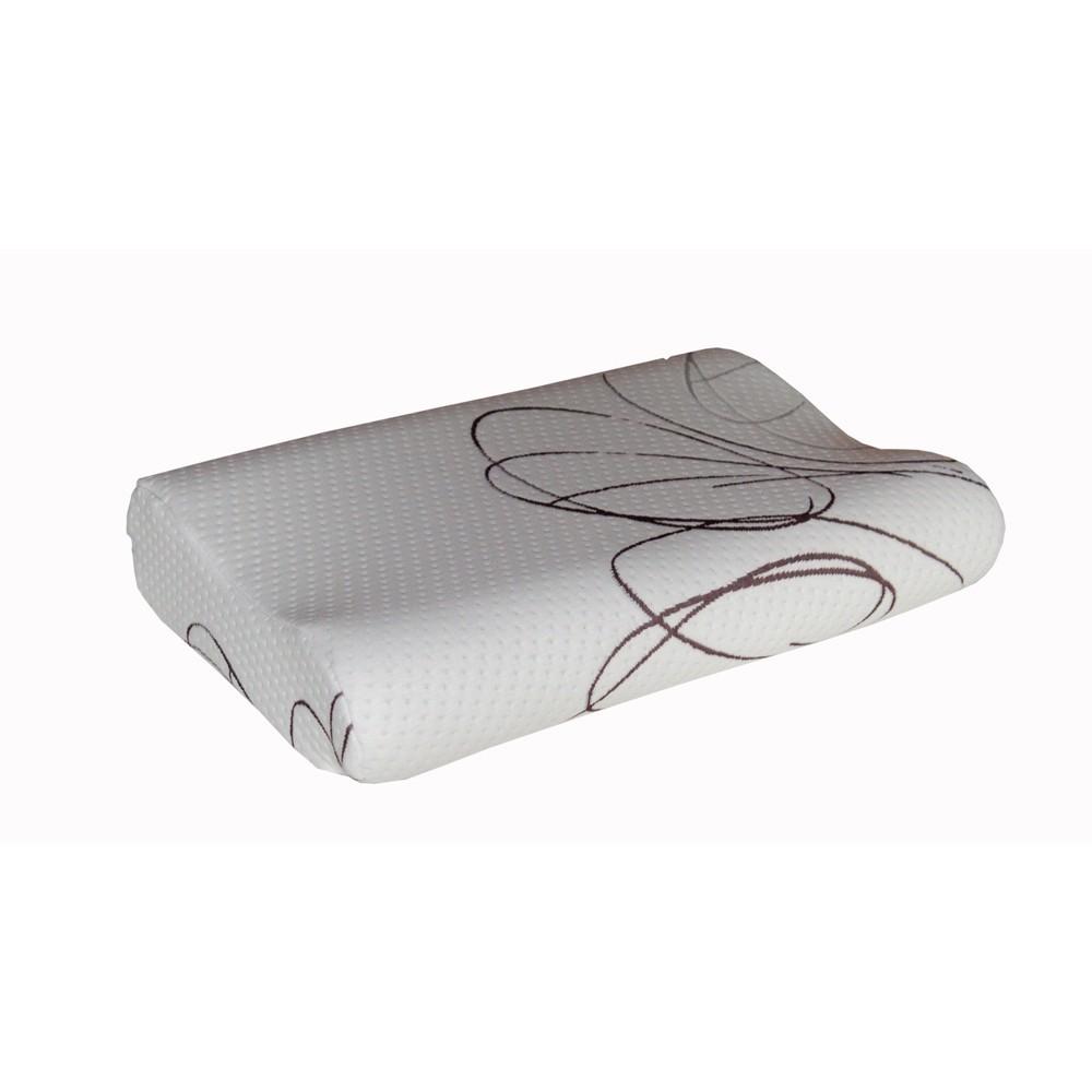 set saltea terra spring comfort 180x200 plus 2 perne ortopedice memory sb 52x32 cm